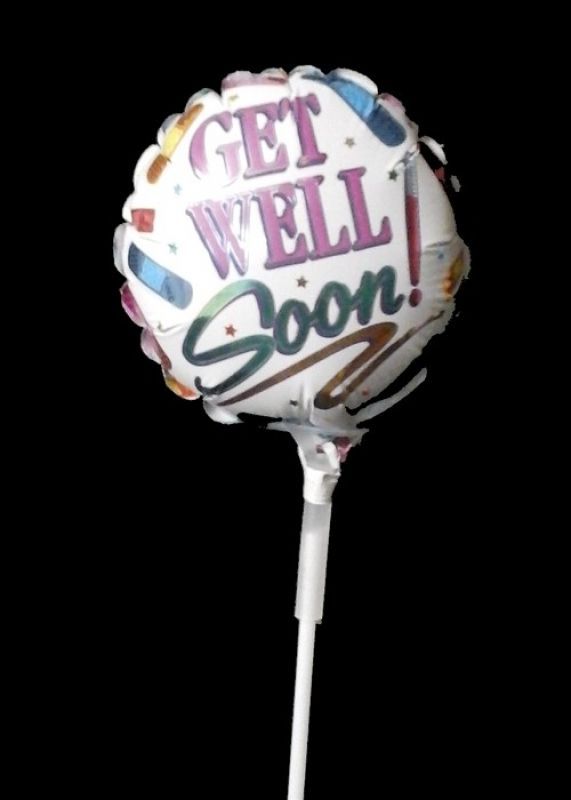 Get Well Soon - Air Filled