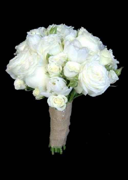 Posy Bridal Bouquet - 06