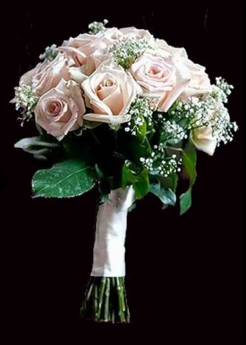 Posy Bridal Bouquet - 01