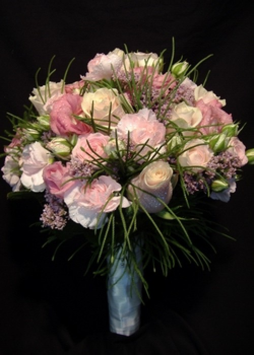 Posy Bridal Bouquet - 05