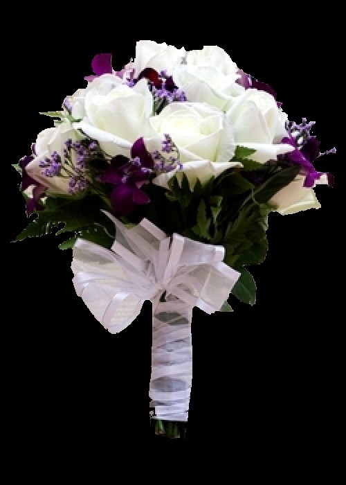 Posy Bridal Bouquet - 12