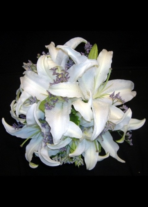Posy Bridal Bouquet - 18