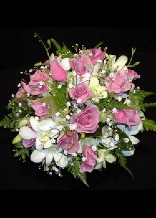 Posy Bridal Bouquet - 13