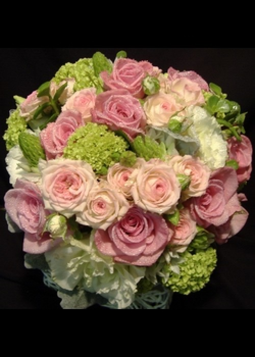 Posy Bridal Bouquet - 20