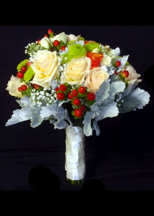 Posy Bridal Bouquet - 04